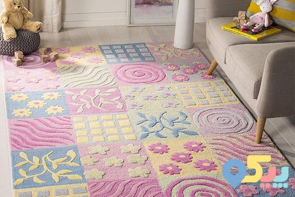 همه چیز درباره فرش کودک