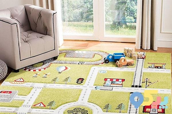 فرش کودک چیست