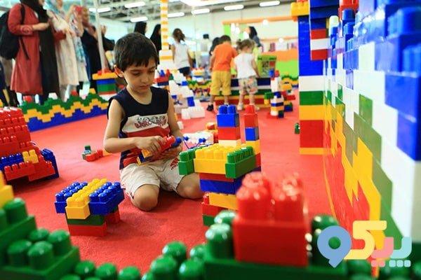 مکان جشنواره ملی اسباب بازی