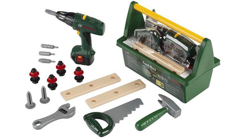 خرید جعبه ابزار کودک آلمانی Bosch
