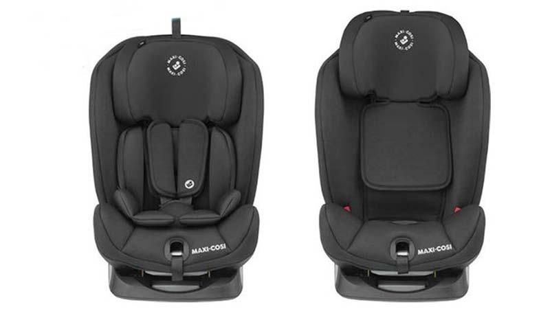 صندلی ماشین کودک مکسی کوزی مدل Titan Basic مشکی