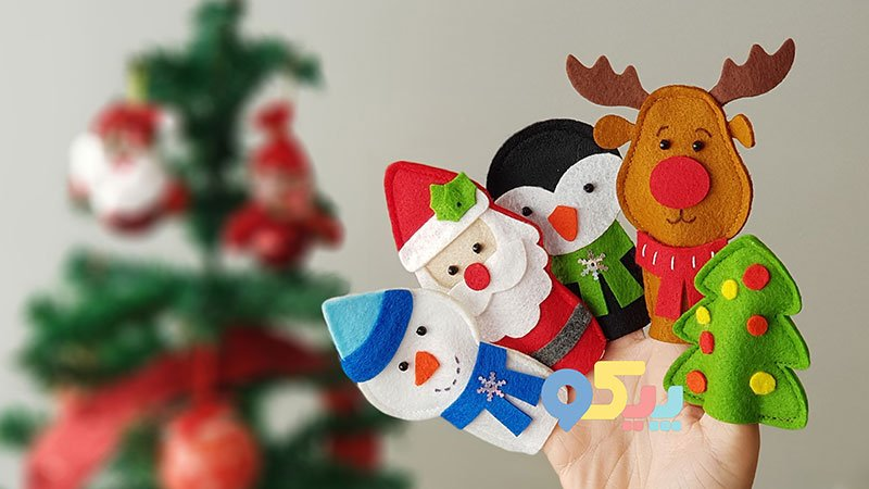عروسک کریسمس