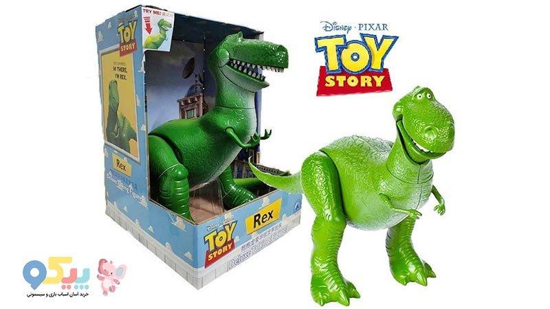 عروسک دایناسور رکس سخنگو