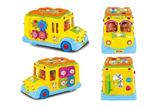 اتوبوس huile toys 796