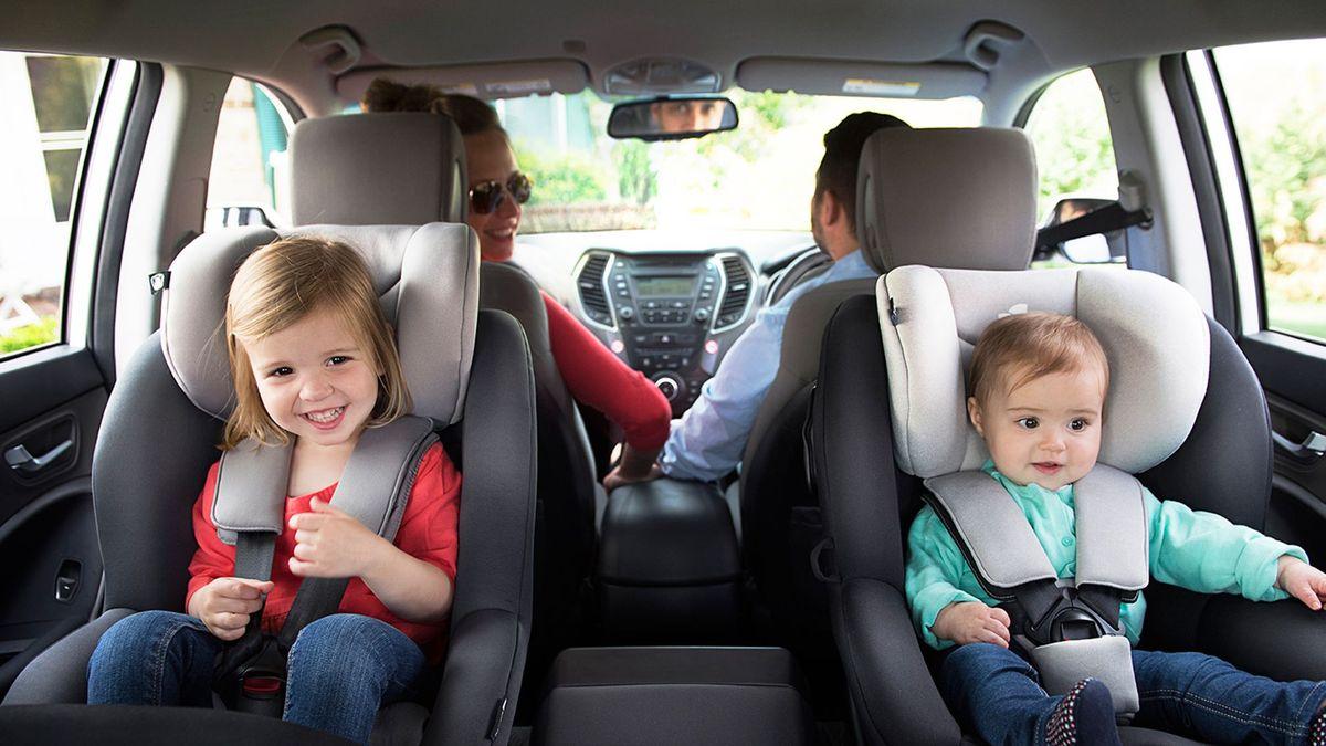ایزوفیکس صندلی ماشین کودک