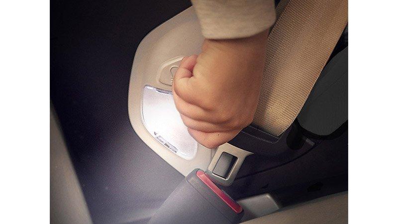 صندلی ماشین مشکی مکسی کوزی KorePro i-Size