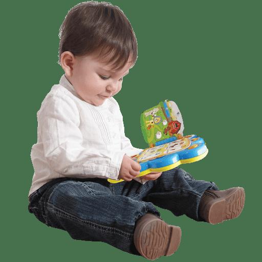 اسباب بازی آموزشی کتاب موزیکال