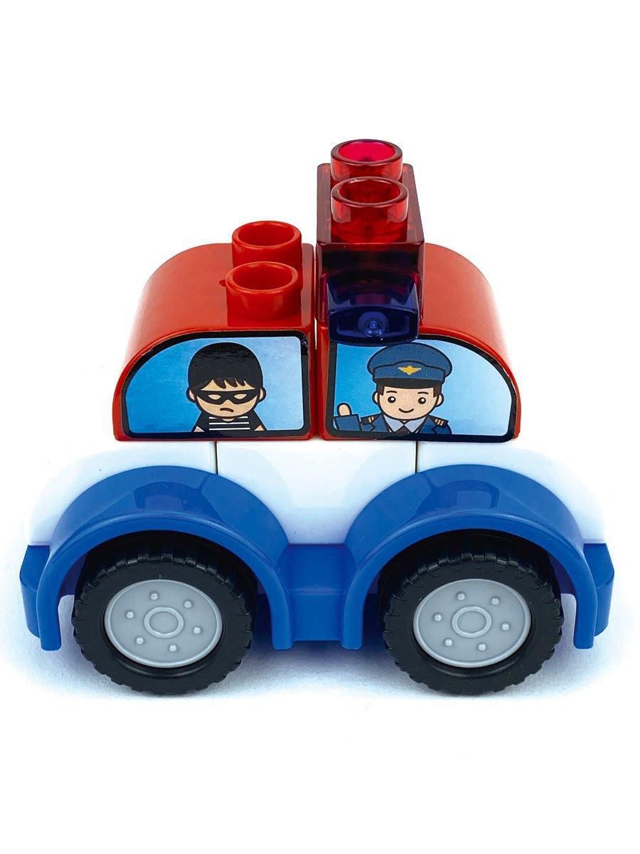 خرید لگو ماشین پلیس