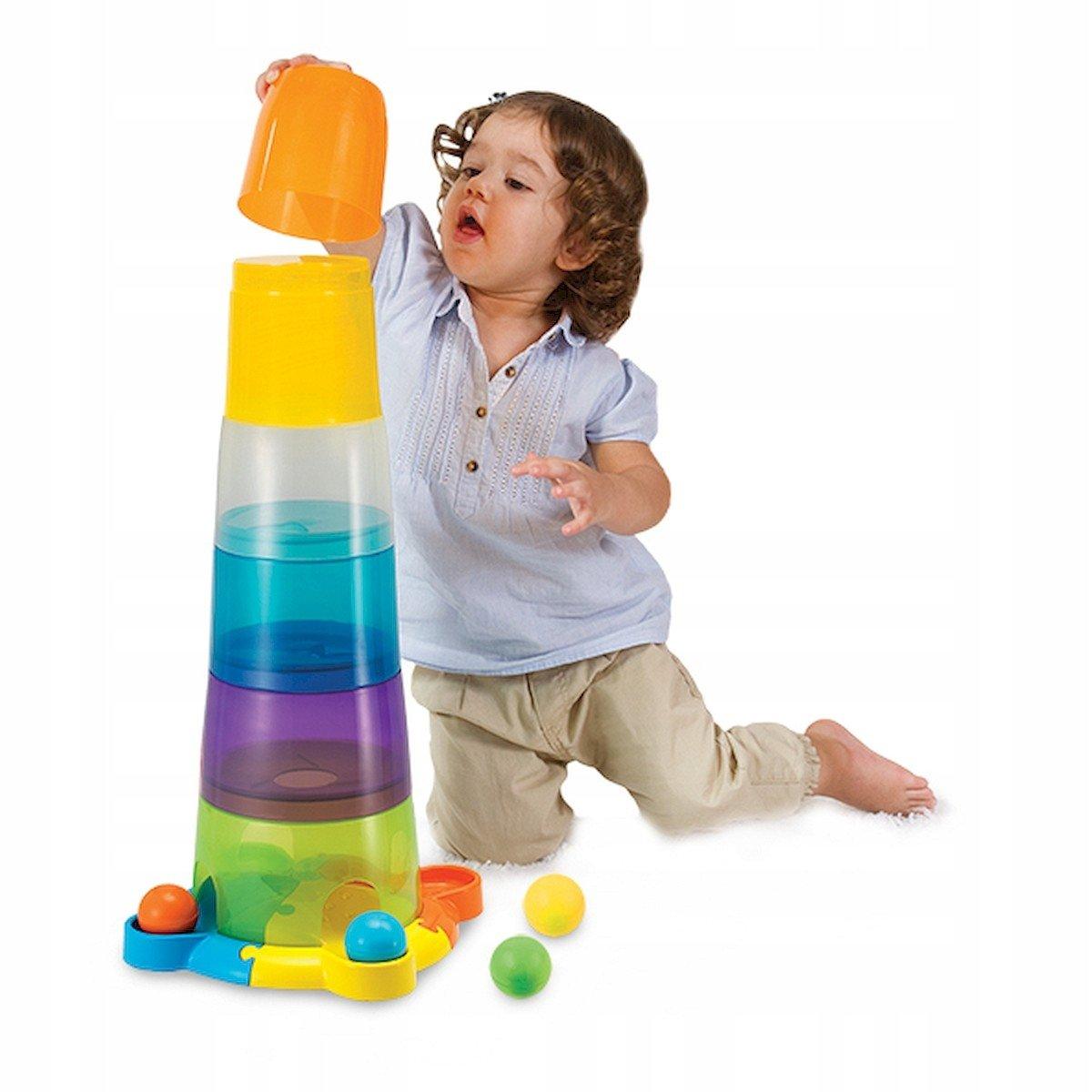 اسباب بازی برج هوش استوانه چرخشی