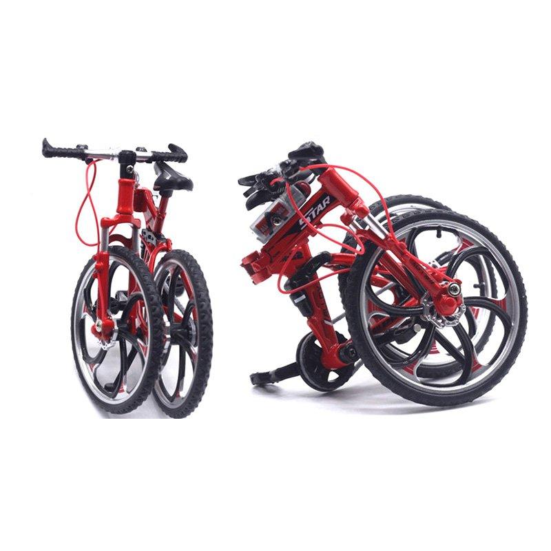 اسباب بازی دوچرخه فلزی