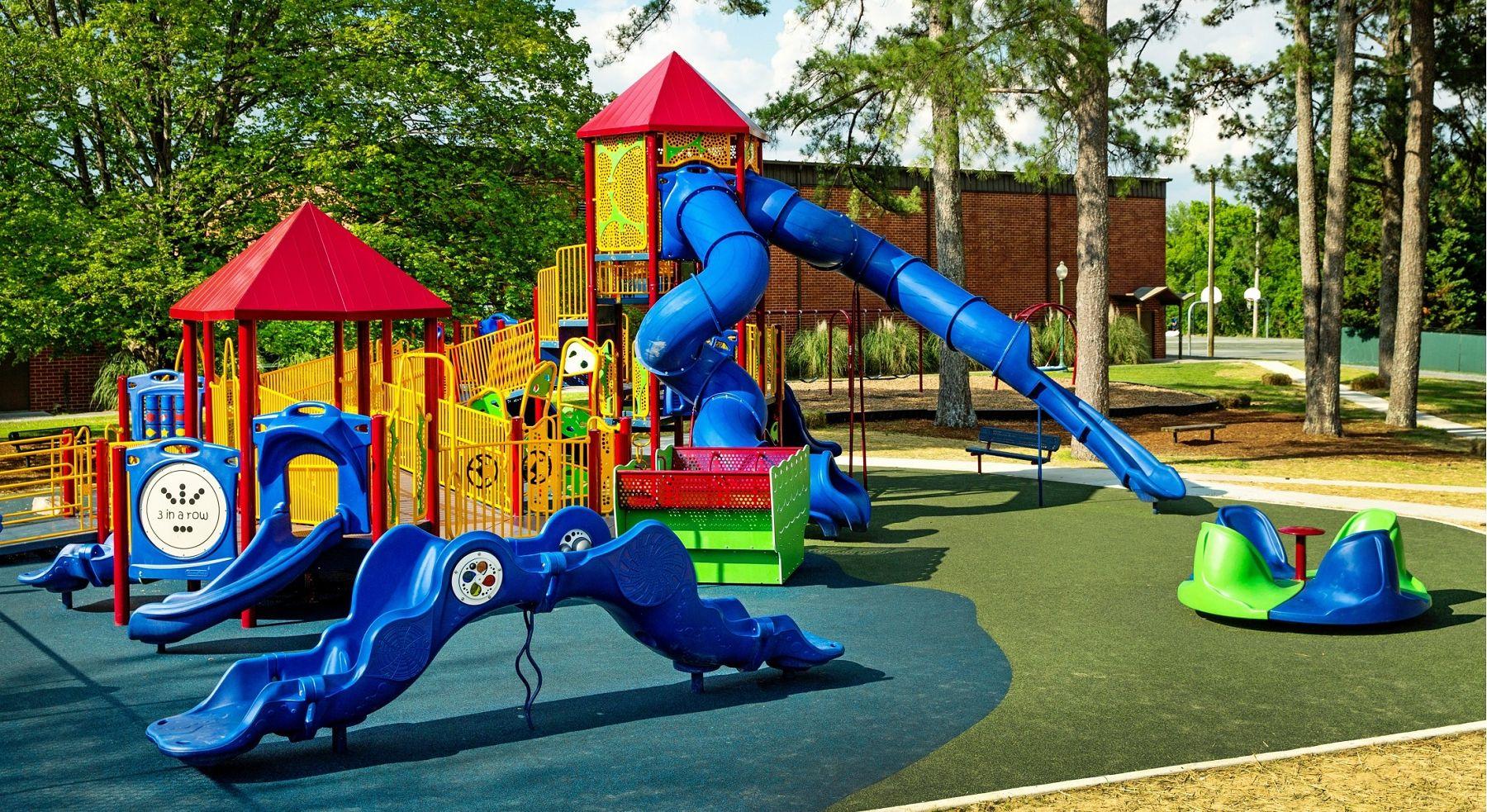 ویژگی های یک پارک بازی ایده ال