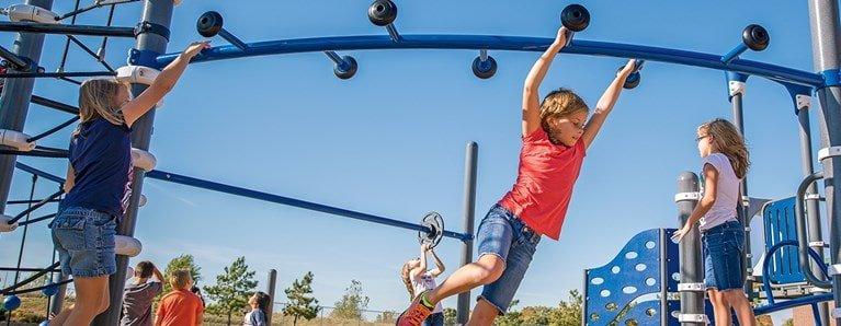 فعالیت فیزیکی و تناسب اندام کودکان