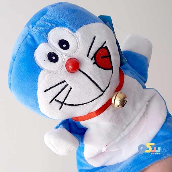 عروسک نمایشی طرح گربه