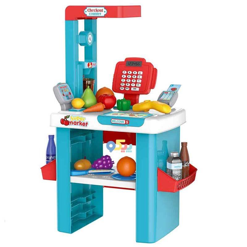 ست اسباب بازی صندوق فروشگاهی