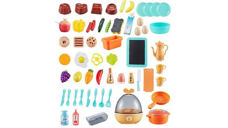 اسباب بازی وسایل آشپزخانه کودک