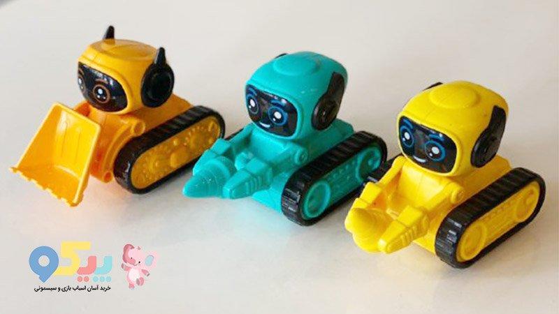 خرید اسباب بازی ماشین قدرتی