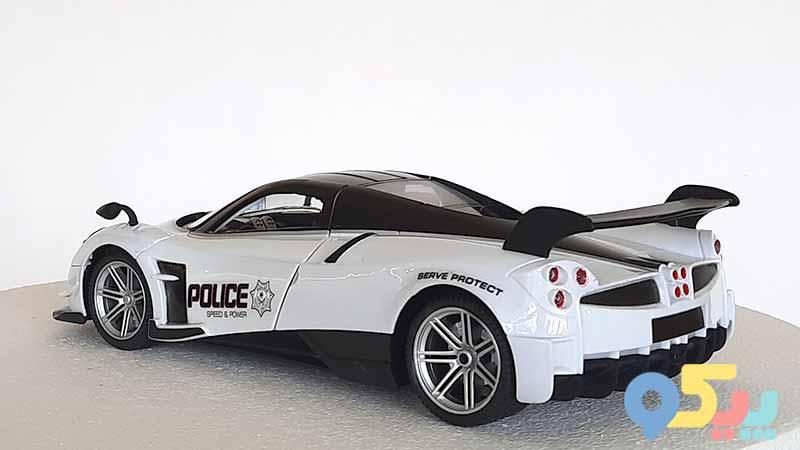 ماشین پلیس اسباب بازی