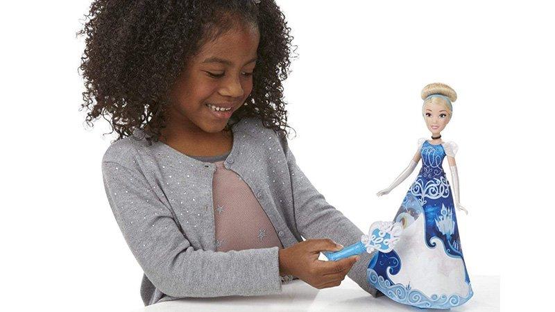 خرید عروسک پرنسس سیندرا