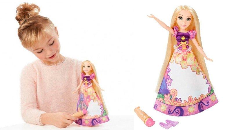 عروسک پرنسس راپونزل