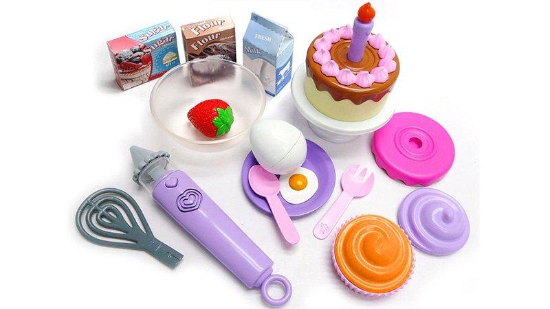 اسباب بازی کیک تولد