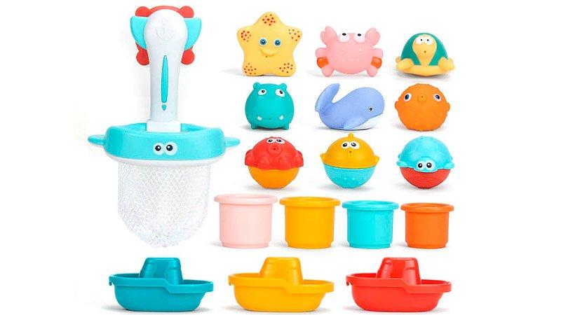 اسباب بازی حمام کودک: قیمت +عکس