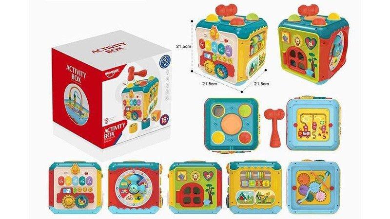 خرید اسباب بازی مکعب هوش: قیمت+عکس
