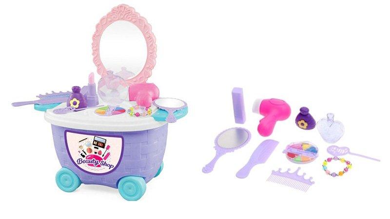 اسباب بازی میز آرایش:عکس + قیمت