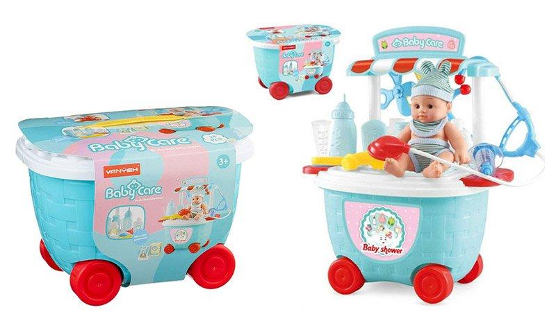 اسباب بازی مراقبت پزشکی نوزاد: عکس+قیمت