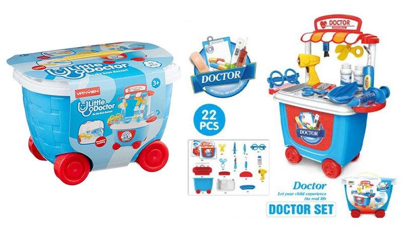 اسباب بازی پزشکی: قیمت + عکس