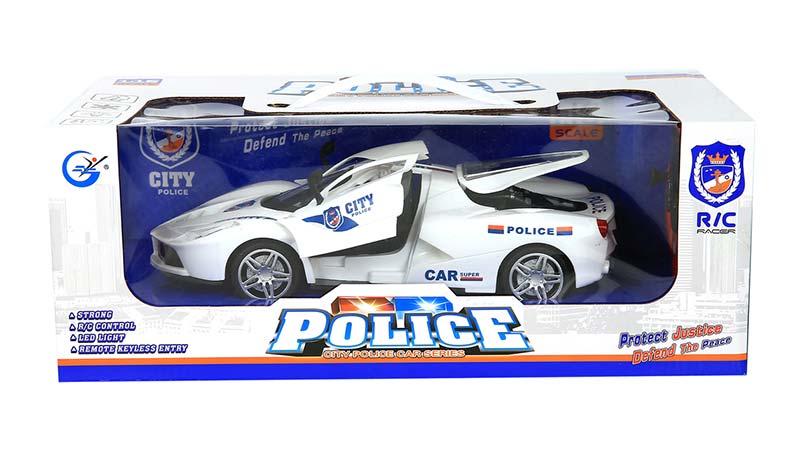 خرید ماشین پلیس کنترلی مدل بوگاتی