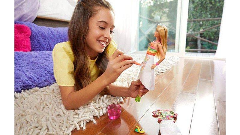 خرید عروسک باربی کرایولا