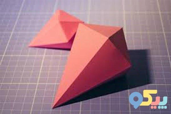 تاثیر اوریگامی بر خلاقیت