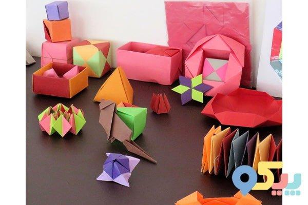 همه چیز درباره اوریگامی