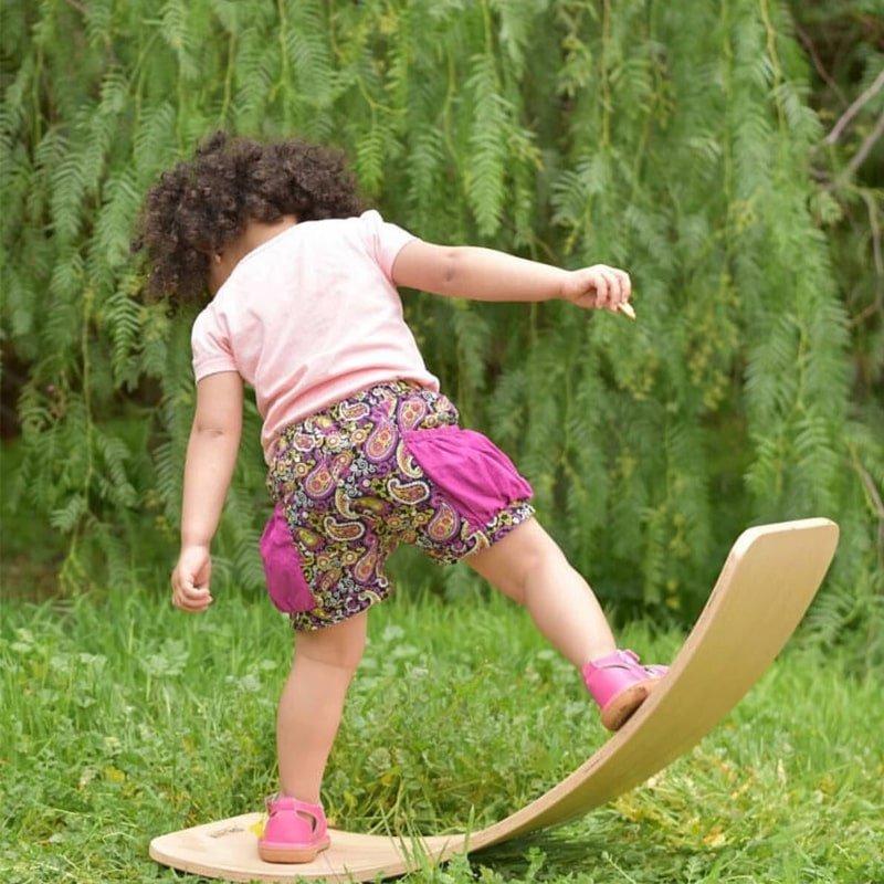 تخته تعادلی کودک