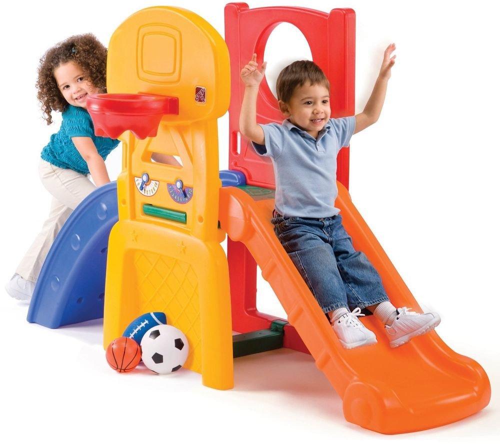 سرسره بازی کودکان