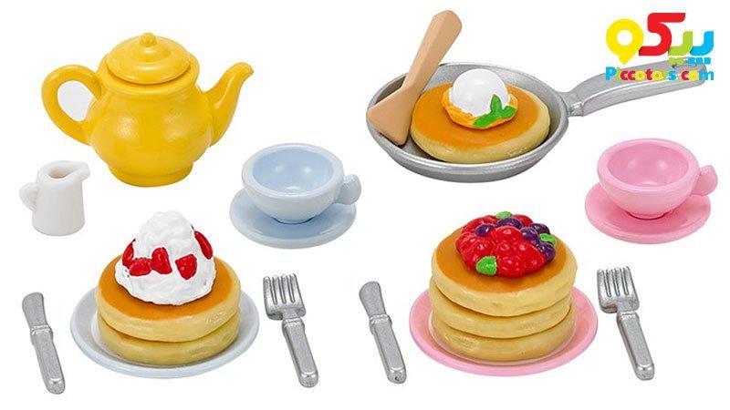 ست صبحانه اسباب بازی سیلوانیان فامیلیز
