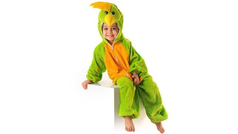 تن پوش حيوانات مدل طوطی