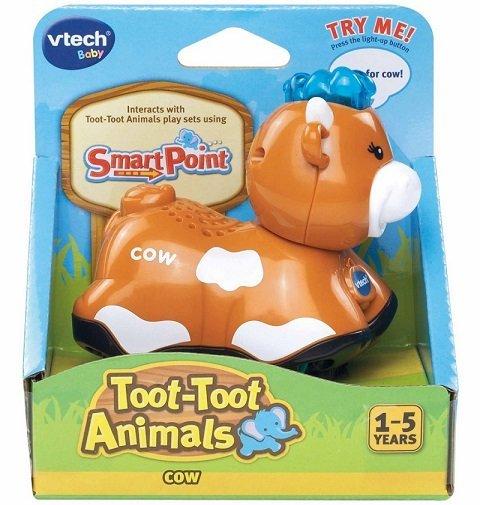 گاو موزیکال animal cow vtech 168503