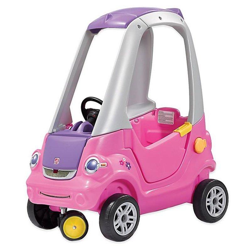 ماشین کودک پایی برند استپ 2