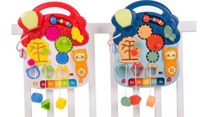 صفحه اسباب بازی واکر کودک