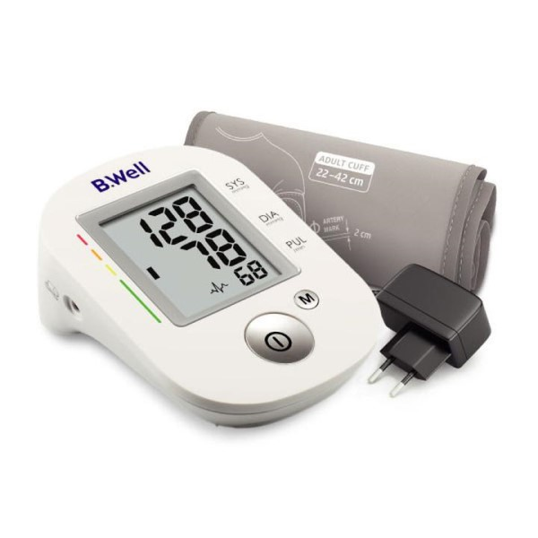 فشار سنج بازویی دیجیتال با آداپتور بی ول مدل PRO-35