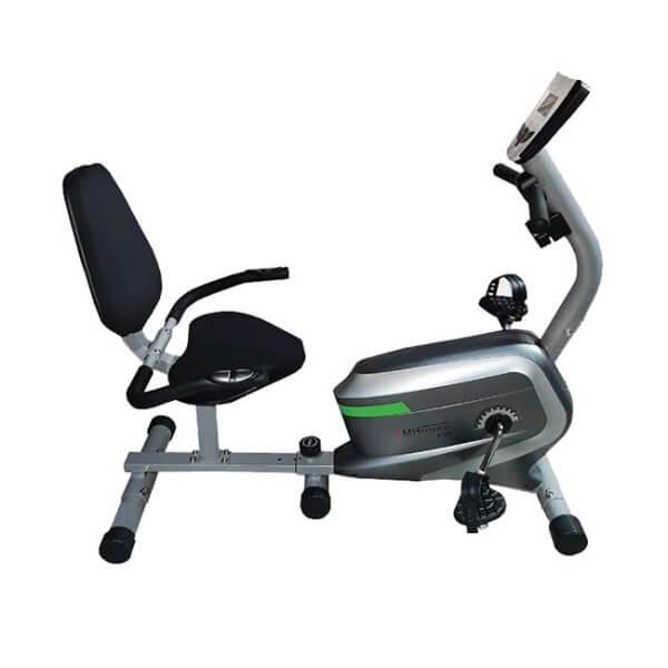 دوچرخه ثابت پشتی دار EMHfitness مدل 6300
