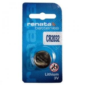 باتری سکه ای renata