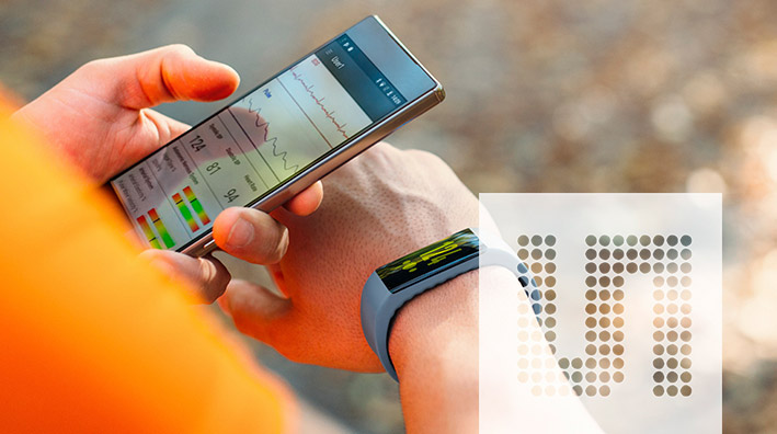 سنسور جدید AMS آینده گجتهای پوشیدنی را تغییر میدهد