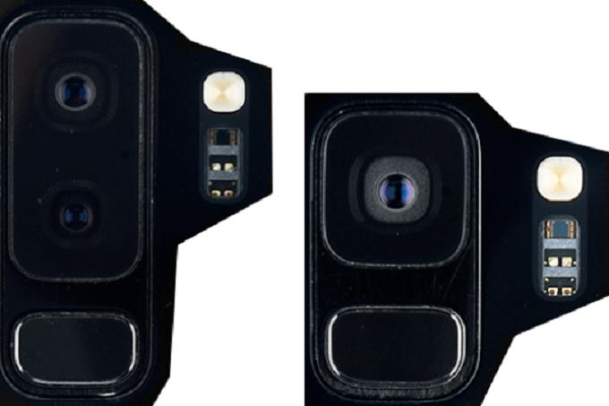 تصاویری از دوربین پشتی گلکسی S9 و S9 پلاس منتشر شد