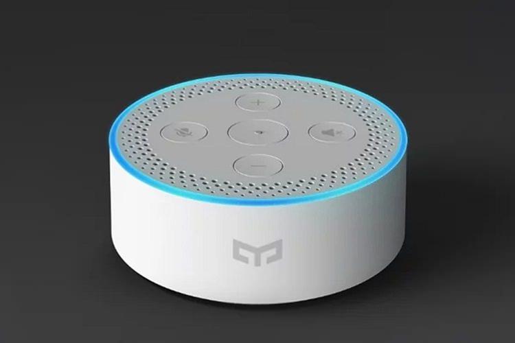 شیائومی اسپیکر Yeelight مجهز به دستیار صوتی الکسا وارد بازار میکند