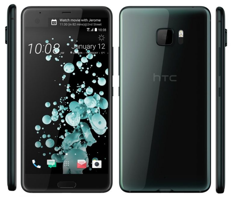 گوشی HTC U Play 2 با چهار گیگابایت رم و اندروید 8.0 فاش شد