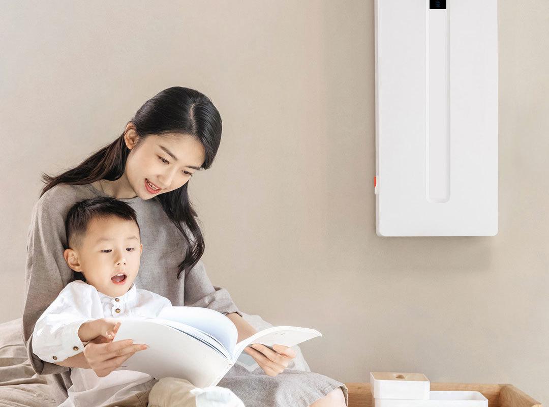 دستگاه تصفیه هوای جدید شیائومی، گامی دیگر در راستای حفظ سلامتی و آرامش