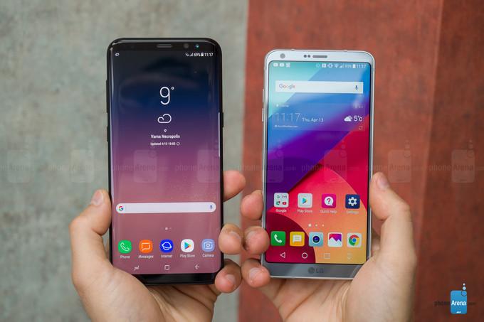 الجی G7 برای رقابت با Galaxy S9 در ماه ژانویه معرفی خواهد شد