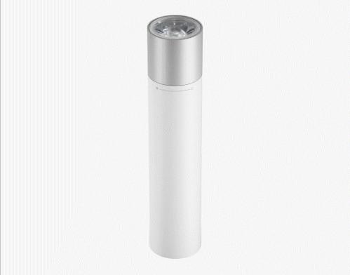 چراغ قوه شیائومی: دارای ۱۱ سطح روشنایی و قابلیت شارژ کردن گوشی